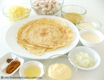 Exclusively food chicken crepe recipe eat drink be merry exclusively food chicken crepe recipe forumfinder Gallery