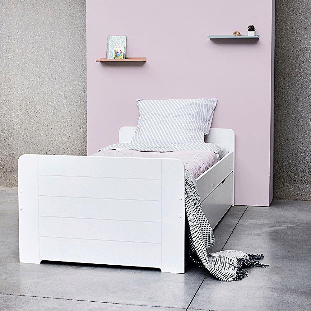 Lit 1 Place Gigogne Blanc 90x200 Cm Andys 90x200 Cm Lits Gigognes Double Duvet Covers Comforter Sets Duvet Cover Sets