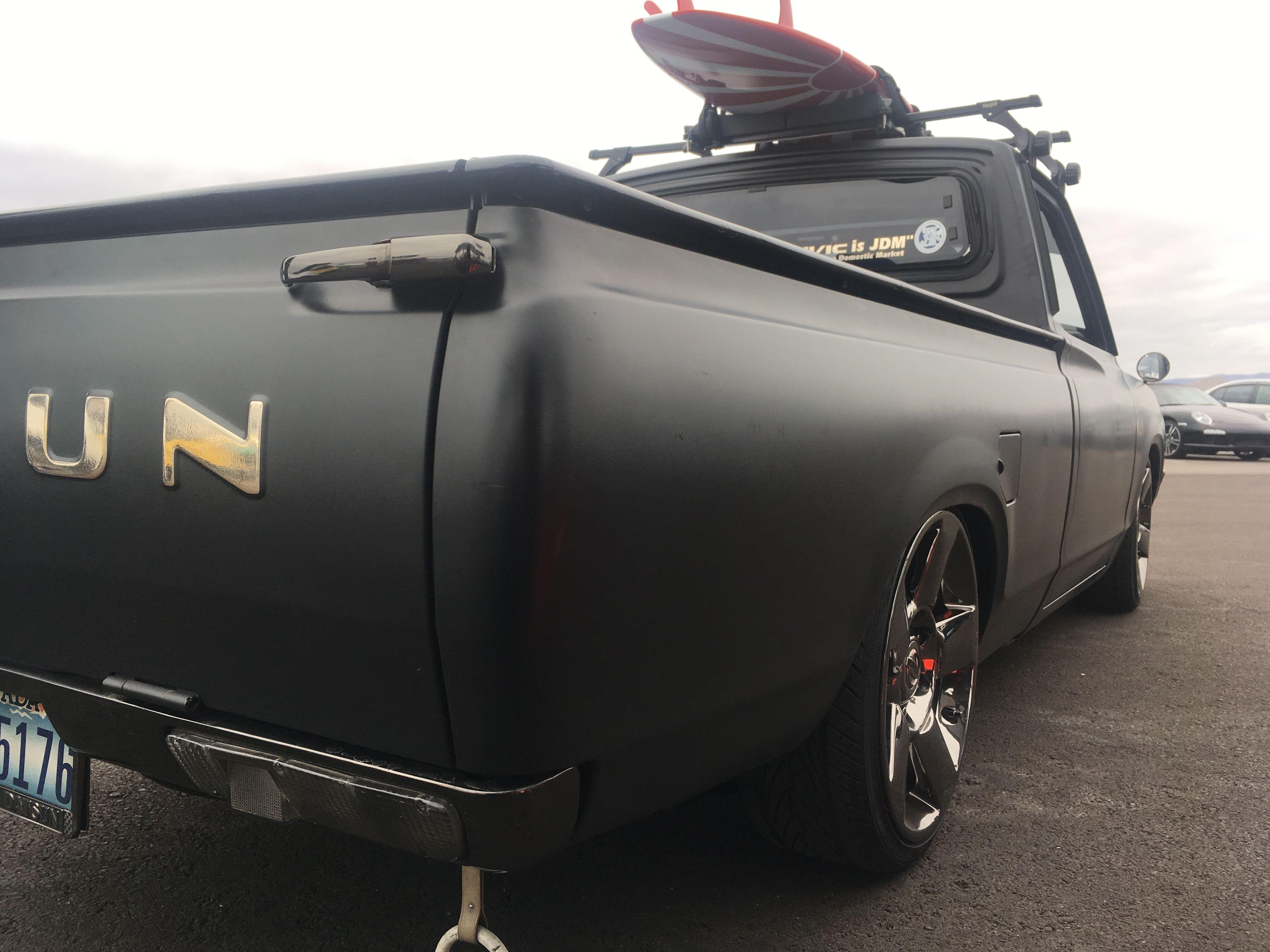 Nissan datsun 510 truck - Datsun