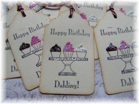Happy Birthday Dahling NEW!!