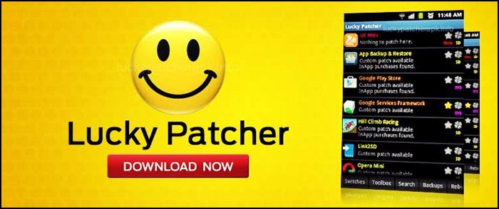 Download Lucky Patcher v6 6 8 by ChelpuS APK for Android