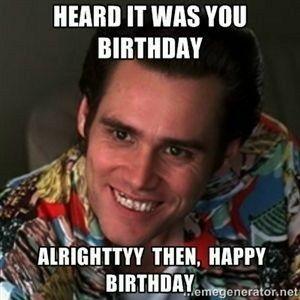 Omg It S Your Birthday Funny Happy Birthday Images Funny Happy Birthday Meme Funny Happy Birthday Wishes