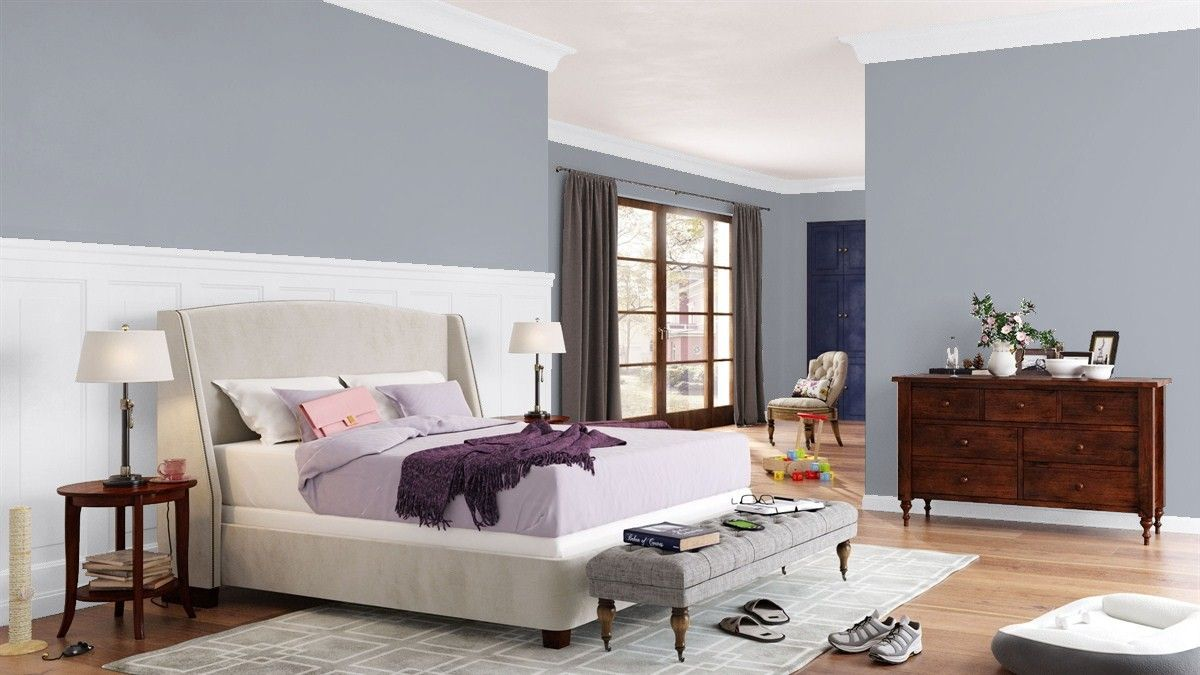 OnTrend Interior Paint Colors by Benjamin Moore