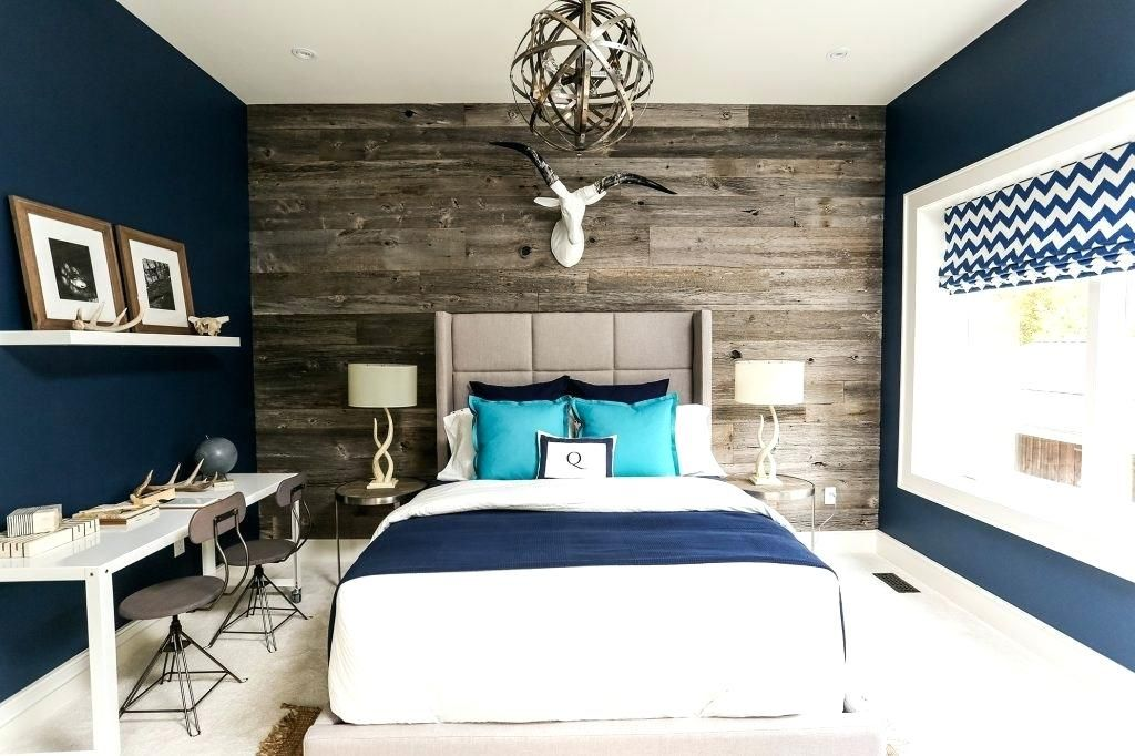 fascinating modern blue grey bedroom | Pin on 85th Ave