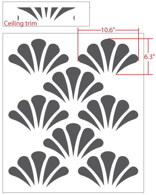 how to make adhesive stencils