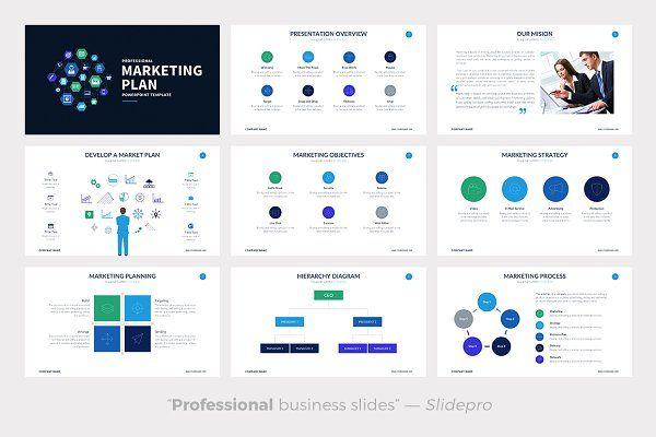 marketing plan powerpoint template presentations presentation