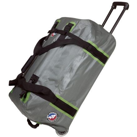 7fe3e360f475 Big Agnes Stagecoach Waterproof Rolling Duffel Bag
