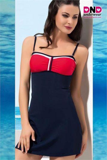 Nbb 50176 Bayan Straplez Elbise Mayo Elbise Mayolar Bikini Modelleri