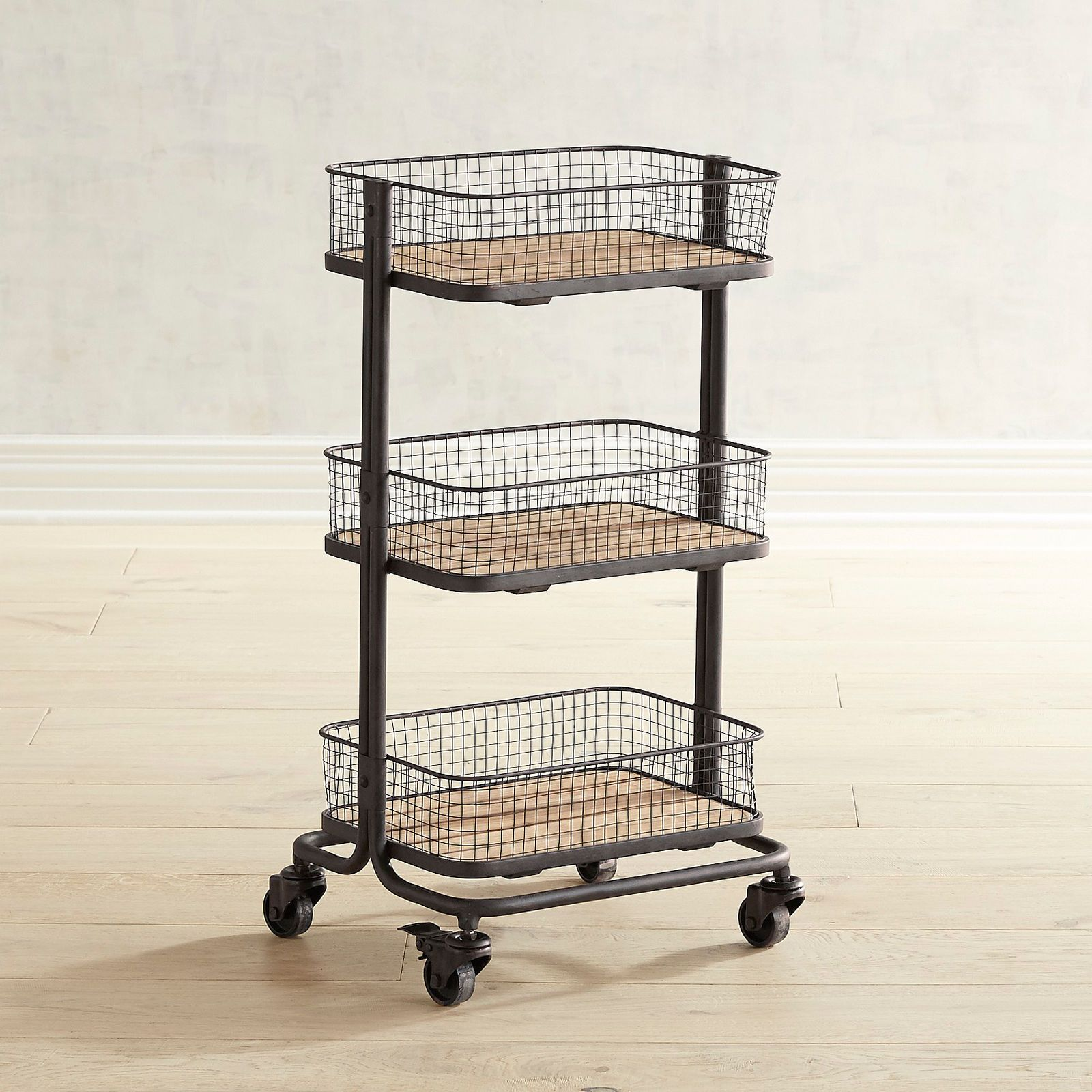They Say 3 Is The Magic Number And We D Have To Agree Our 3 Tiered Trolley Is A Go Anywhere Wonder L Creative Home Decor Reused Furniture Furniture Clearance