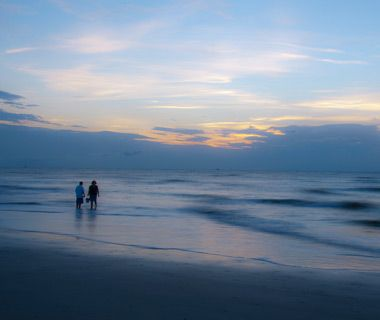 Tybee was listed as having one of America's Most Beautiful Coastal Views by Travel + Leisure Magazine