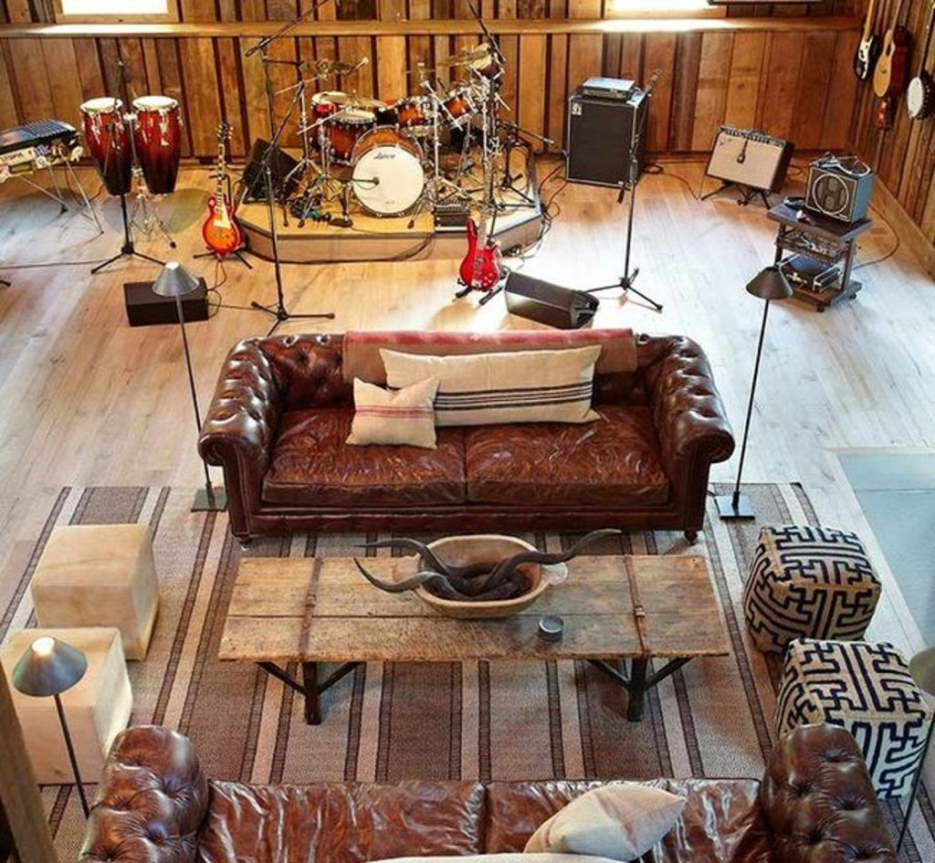 How To Design The Perfect Home Music Studio