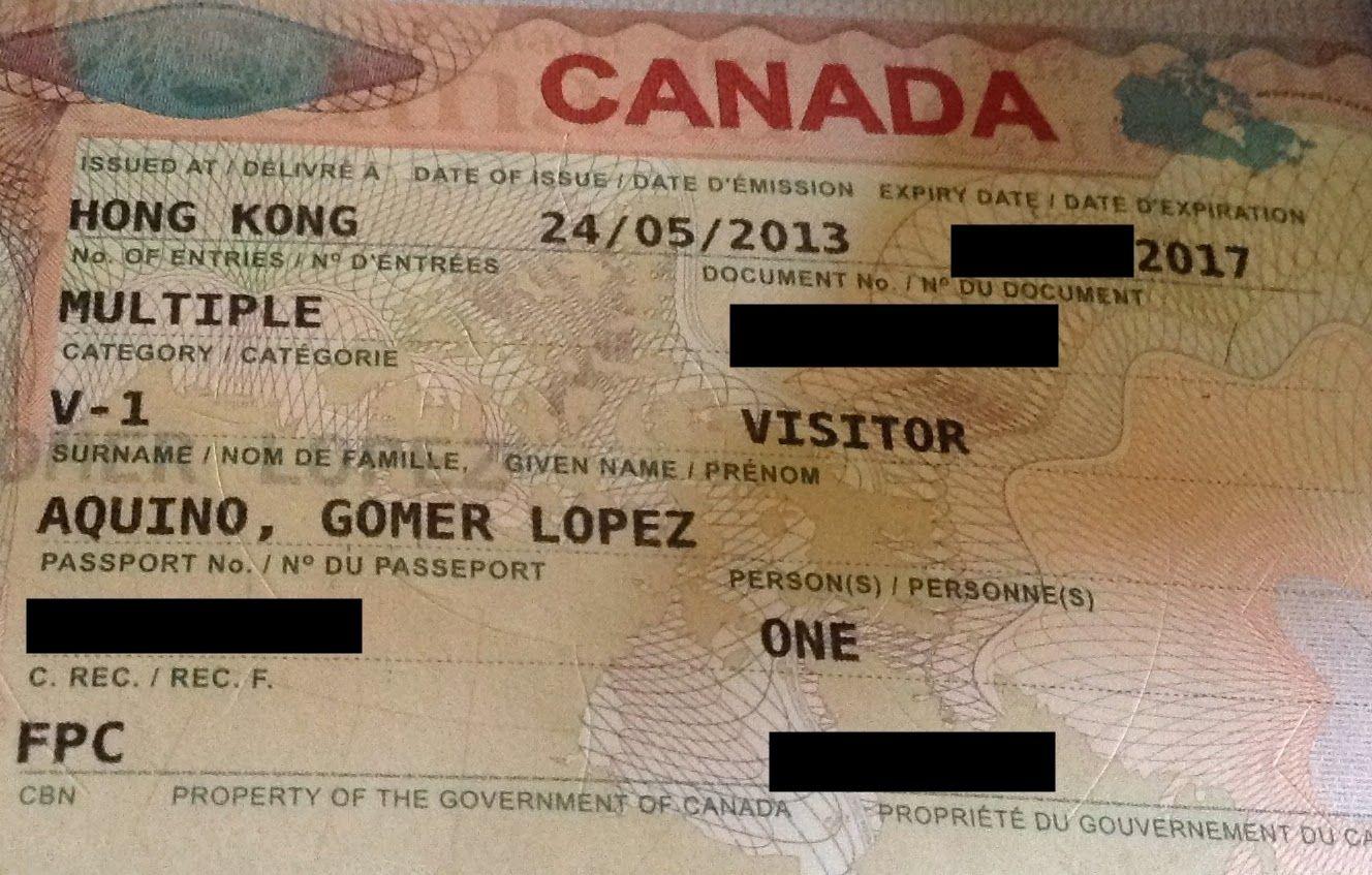 Buy Canadian Visitors Visa Online Visa Online Travel Visa Canada Tourist