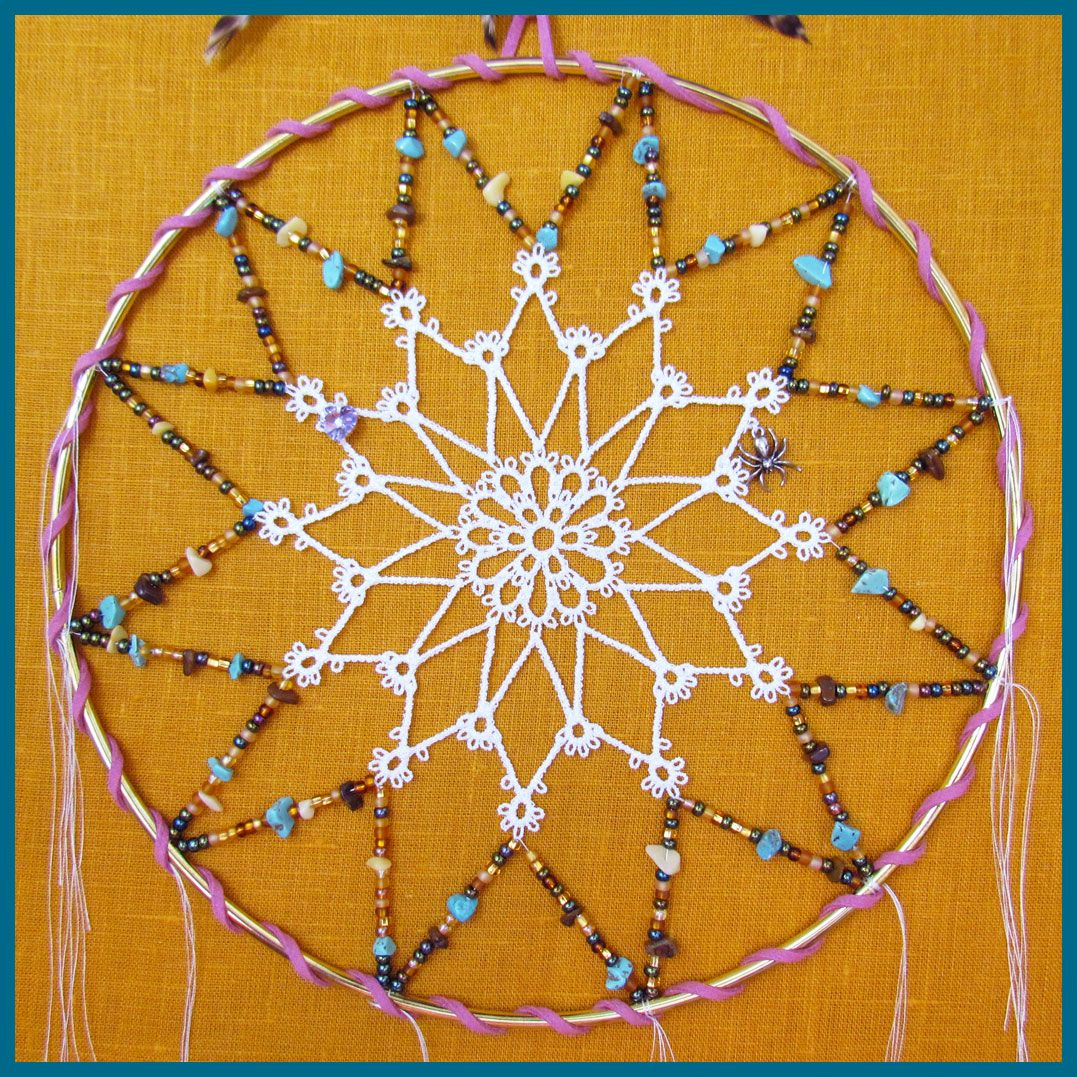 How to make a dream catcher google search dreamcatcher for How to make dreamcatcher designs