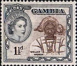 Gambia SG 173 Scott 155 Other British Commonwealth Stamps for sale Here