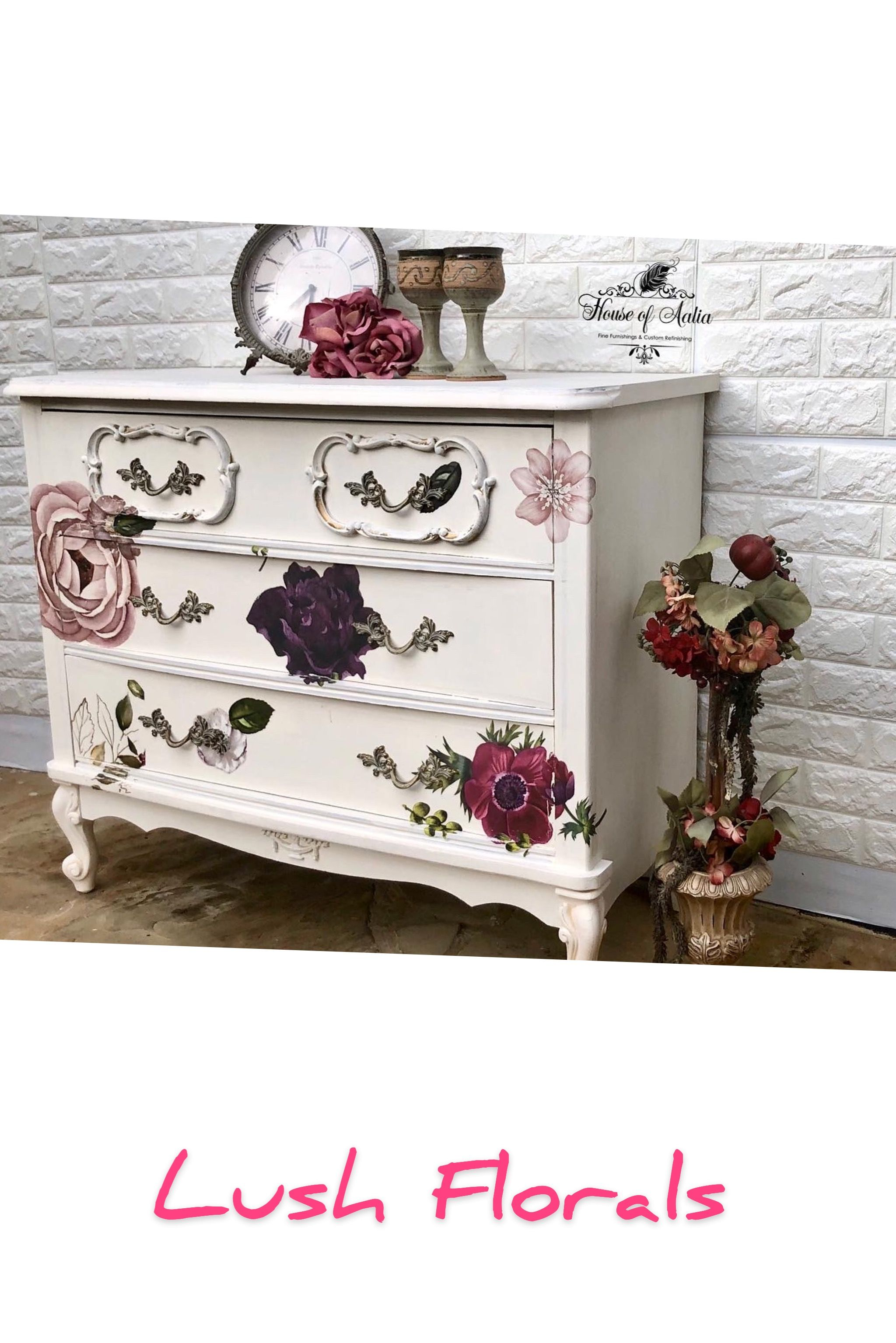 White French Country Dresser French Country Dressers Living Room Side Table Painted Furniture [ 3070 x 2048 Pixel ]