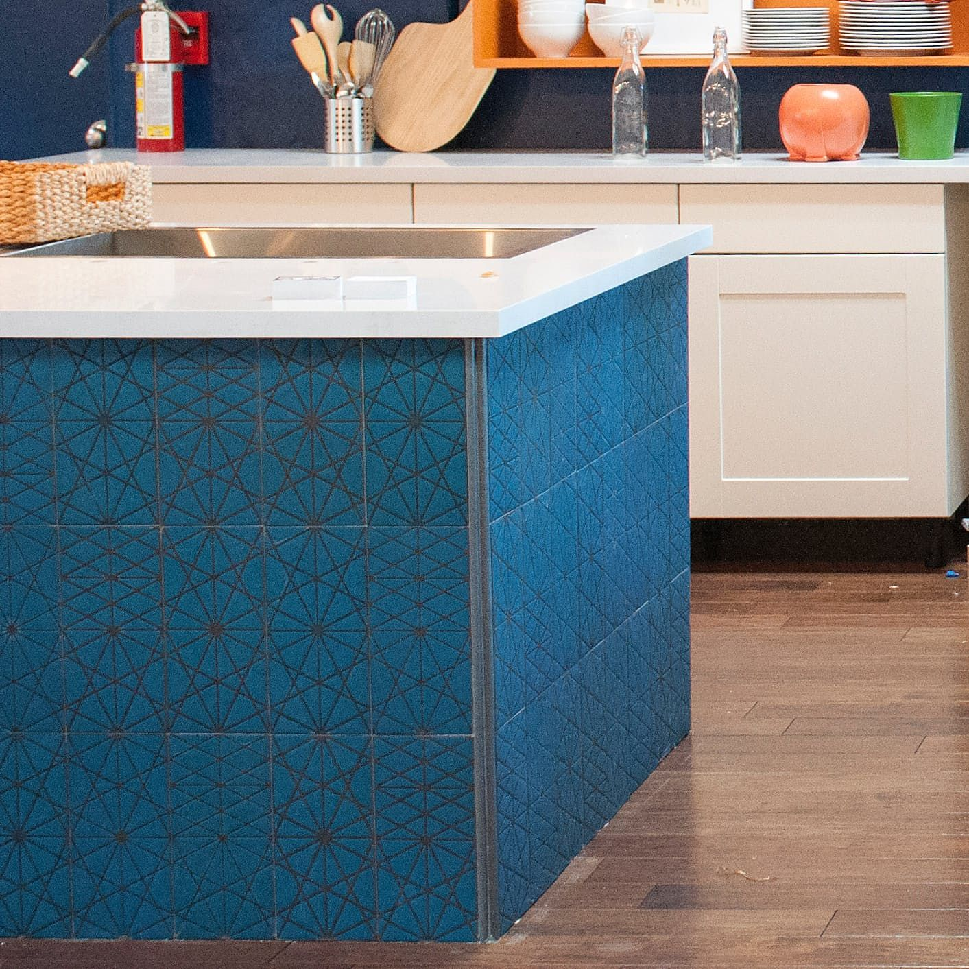 New Bling For Your Kitchen: Kismet Tiles | Heath ceramics, Kitchens ...