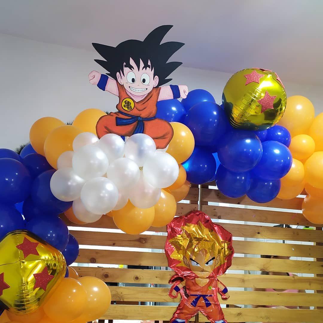 Dragon Ball Z Party Eventofy Magazine Communaute Evenements Celebration Numero 1 Goku Birthday Dragon Ball Baby Shower Party Gifts