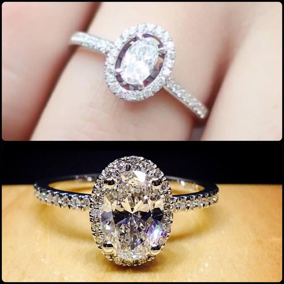 Retail store halo vs diamondboi halo haloking diamond diamonds
