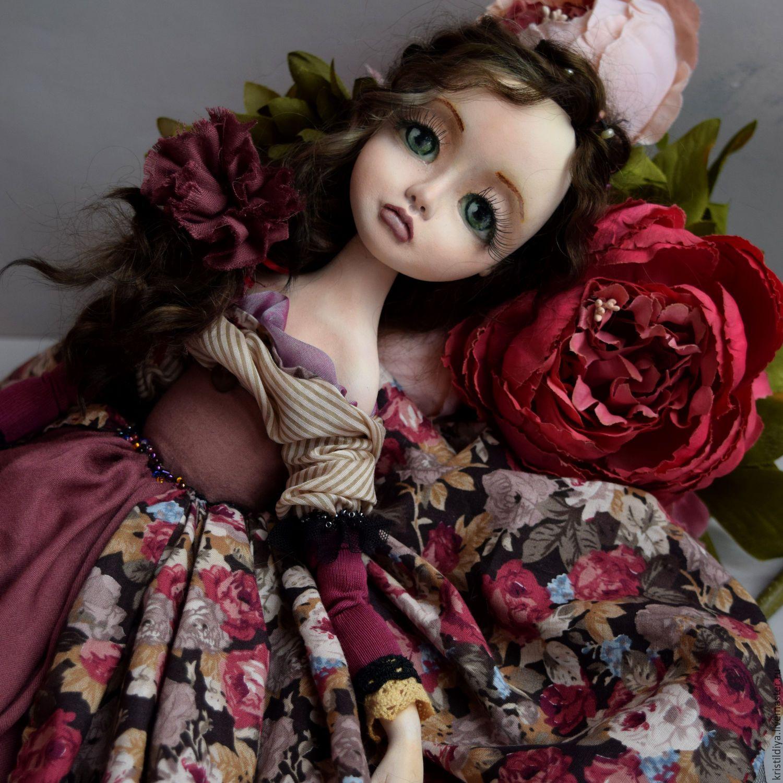 полярностью красивые коллекционные куклы фото временем, под