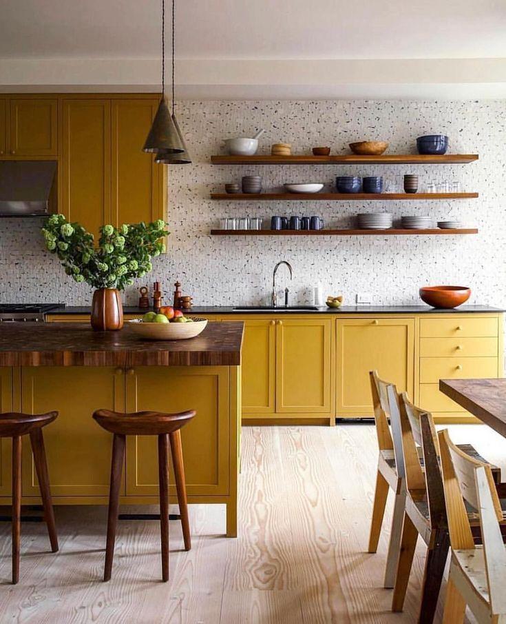 Idée décoration intérieure maison - déco cuisine ouverte ...
