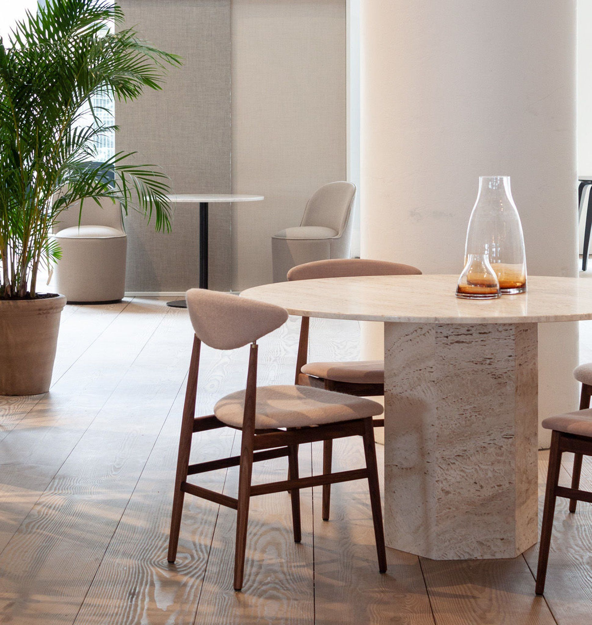 44++ Travertine dining table and chairs Best