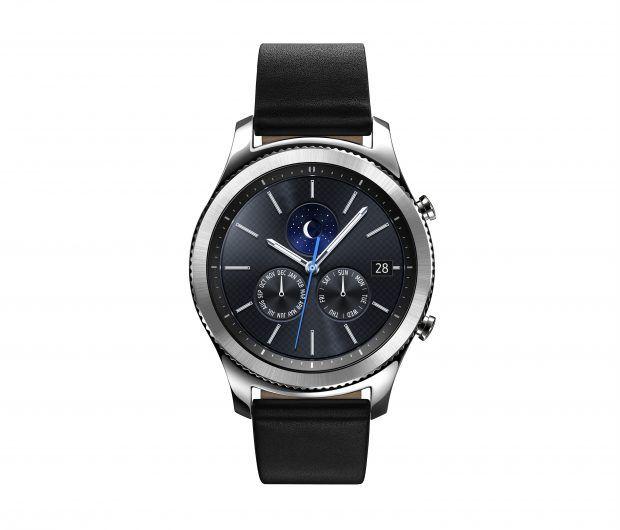 Samsung Gear S3 Classic 4g Lte Destekli Modeli Duyuruldu Teknotalk Smartwatch Samsung Retro
