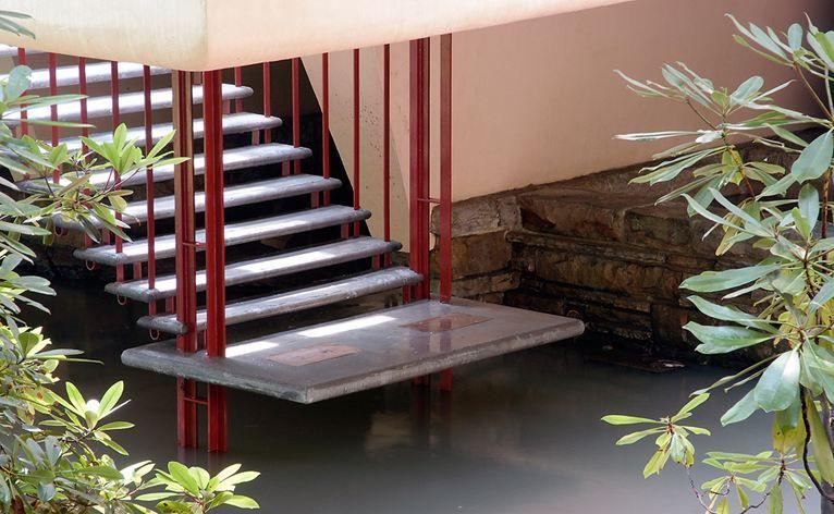 Best Ad Classics Fallingwater House Frank Lloyd Wright 640 x 480