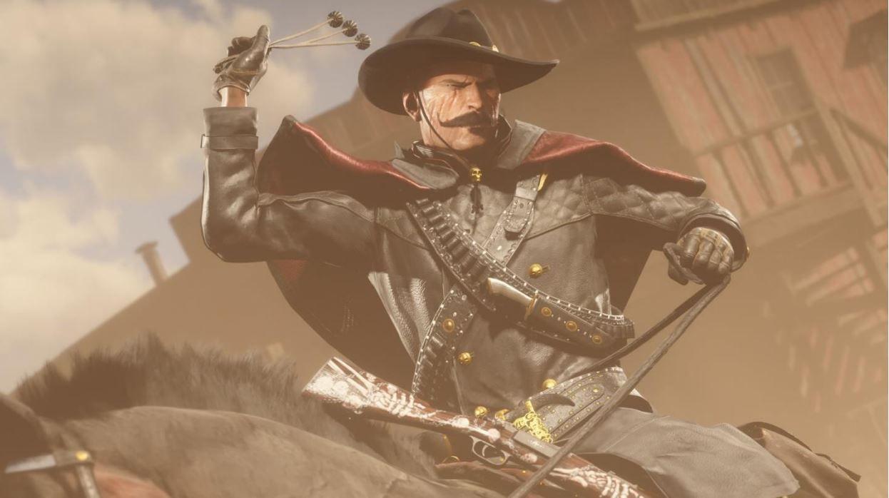 Pin By Gamenewspot On Artworks In 2020 Red Dead Online Red Dead Redemption Bounty Hunter
