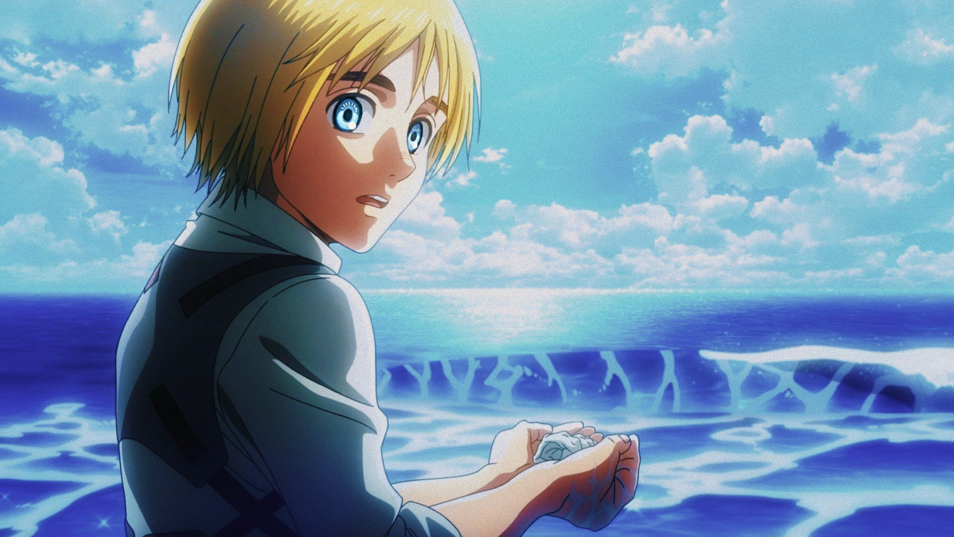 明るい月 On Twitter In 2021 Armin Attack On Titan Anime Attack On Titan