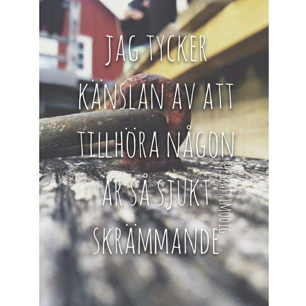 Citat Livet Karlek Svenska Citat Kanslor Svenska Texter Ebbafrimodig Movie Posters Image Poster