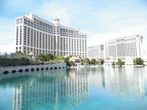Las Vegas, Hotel Bellagio