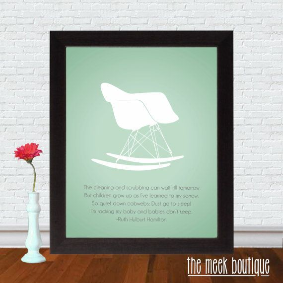 Remarkable Instant Download Babies Dont Keep Poem Modern Nursery Art Pdpeps Interior Chair Design Pdpepsorg