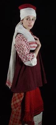 Традиційний одяг ЧЕРНІГІВЩИНИ