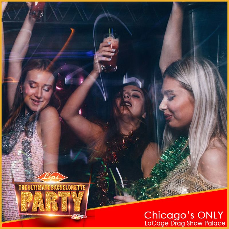The ULTIMATE Bachelorette Party in Chicago!  Celebrate with the Queens!  312-815-2662  #bacheloretteparty #bridetobe #wedding #bride #engaged #bridalshower #chicago #chicagogram #chitown #downtownchicago #citygirl #citymom #spottedinchicago #westloop #rivernorth