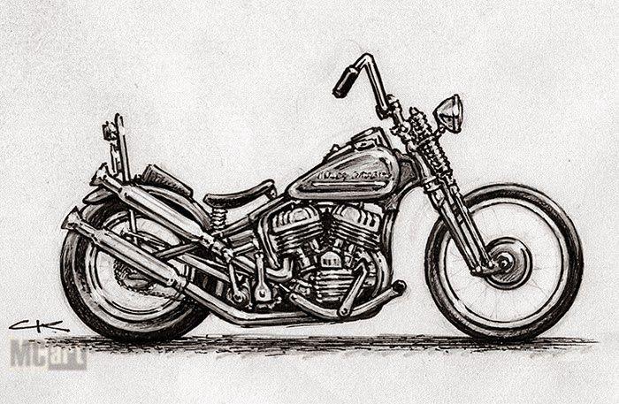 Harley-45-Chopper-Sketch.jpg (700×457)