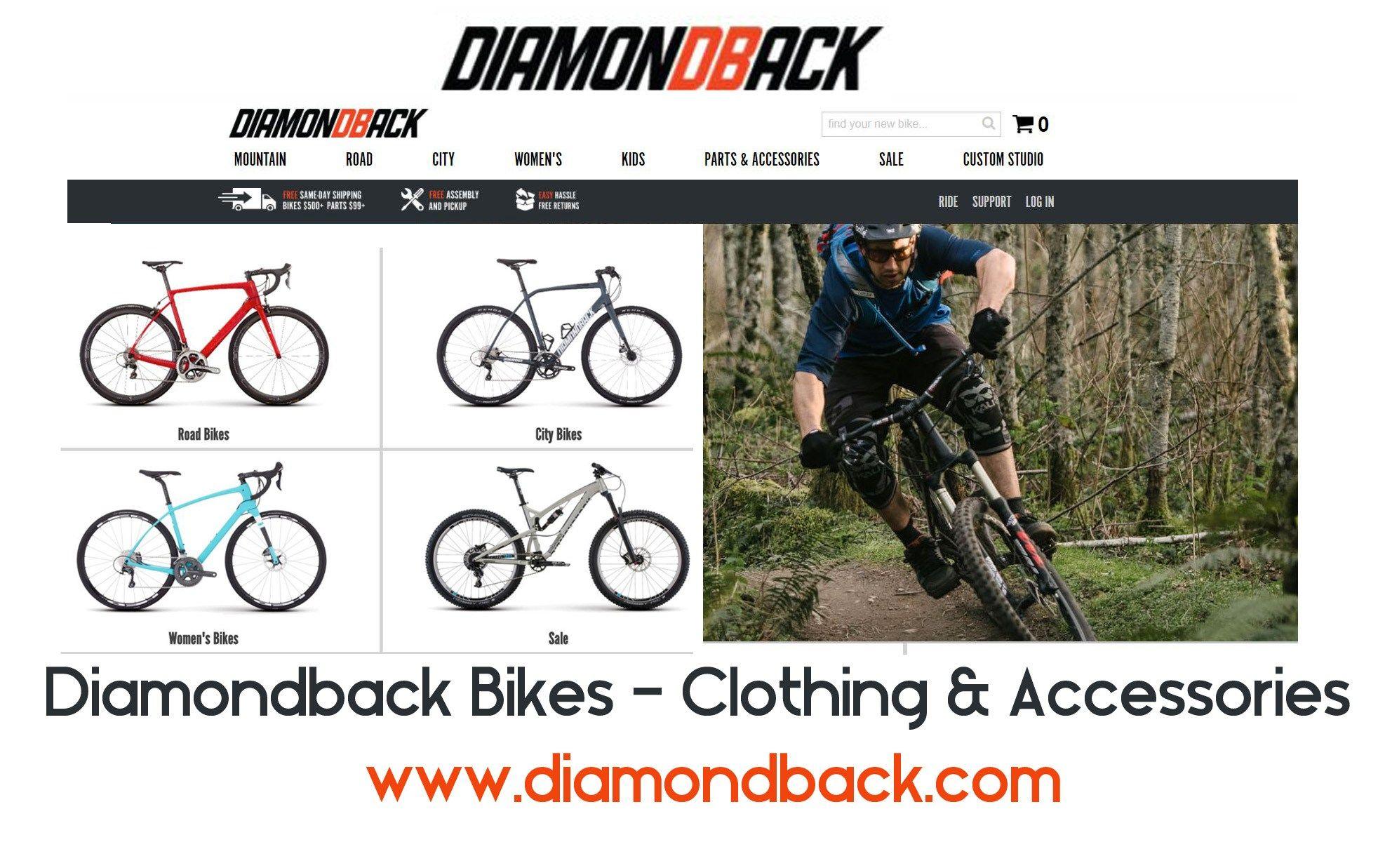 Diamondback Bike Accessories