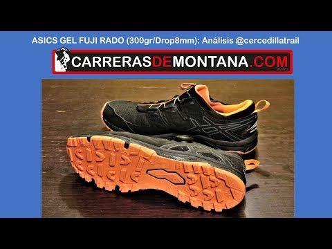 zapatillas trail running asics