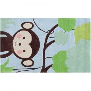 Wyatt S Nursery Monkey Theme Pinterest Business And Rugs