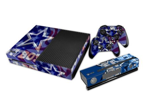 Dallas Cowboys Skin For Xbox One Console And Controllers