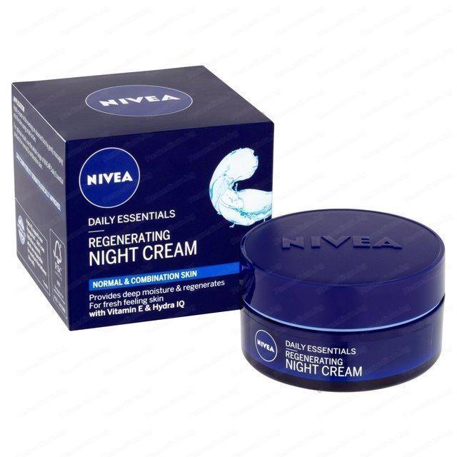 nivea hydra iq face cream