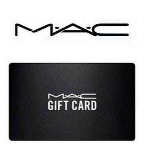 MAC Gift Cards | HINT HINT???? (gifts) | Pinterest | Macs, Gift ...
