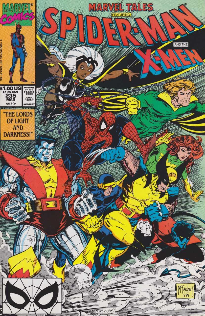 Marvel Comic Book Cover Art
