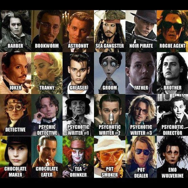 I <3 Johnny Depp