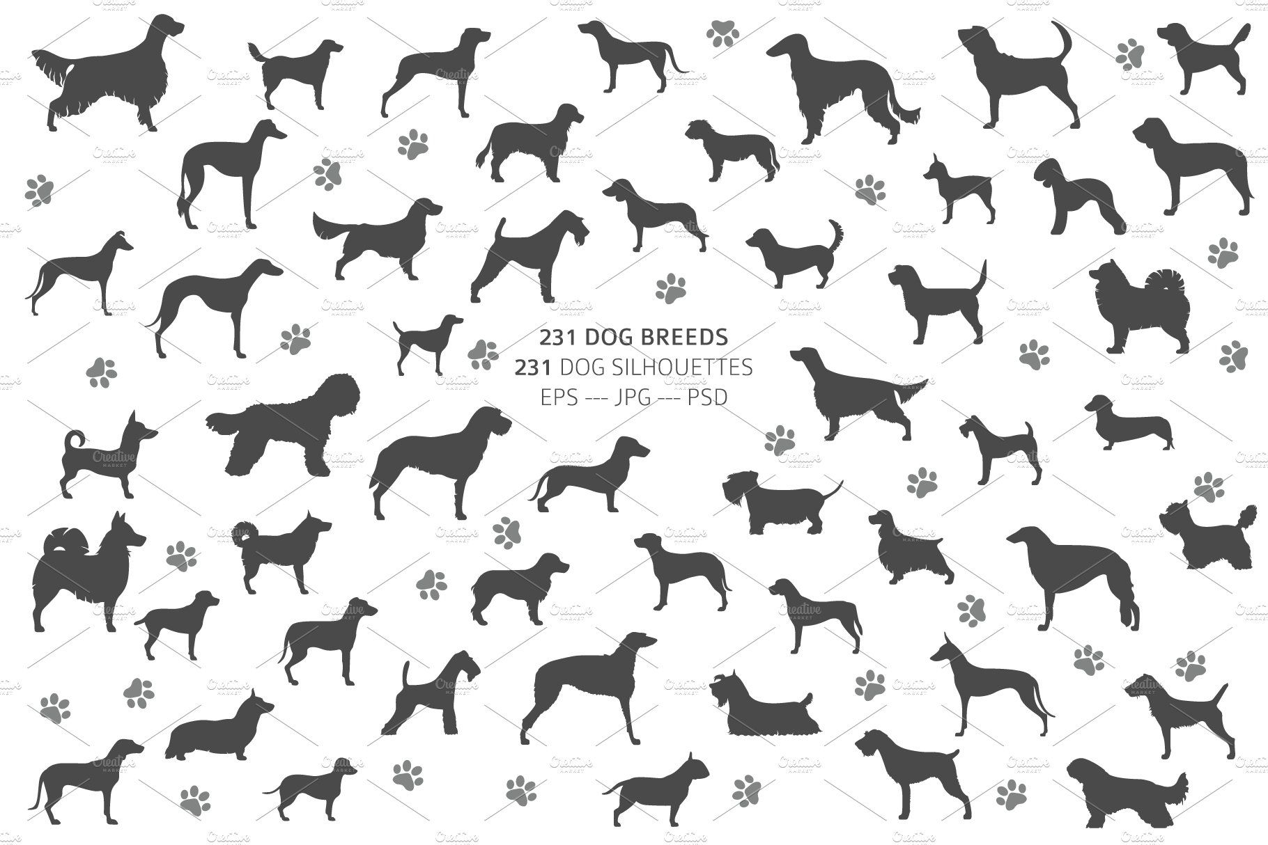 Hunting Dogs World Encyclopedia By A S Design Shop On