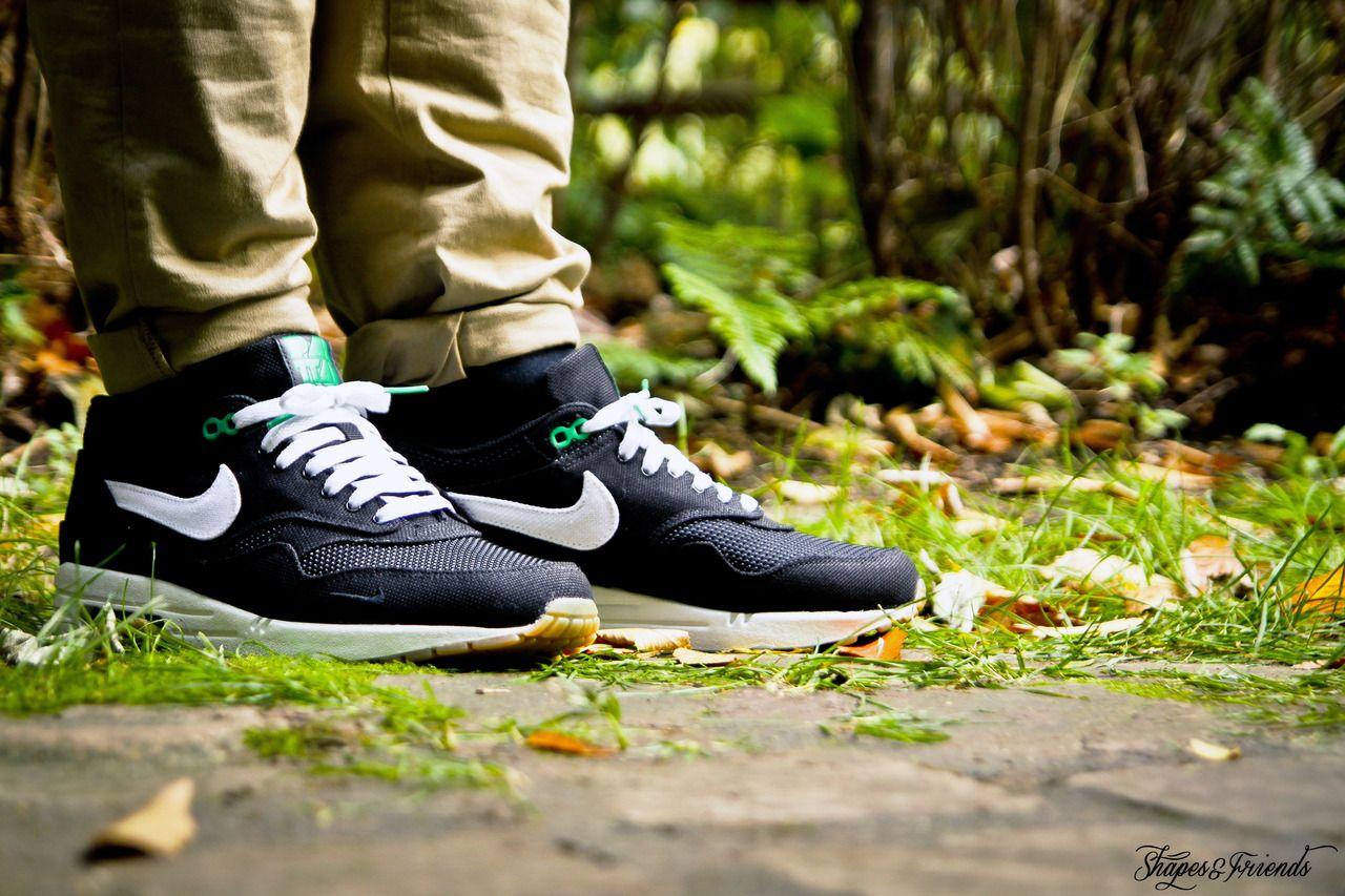 nike air max 1 patta lucky green