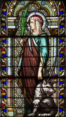 Saint Margaret of Antioch (With images) St margaret Antioch Saints