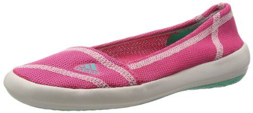 official photos a31a9 aa246 adidas Boat Slip-On Sleek, ballerines femme - Rose - Pink (BahpnkBahm), 36  EU - Chaussures adidas (Partner-Link)