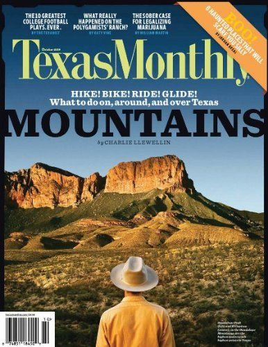 texas monthly magazine - Google Search | Magazine  Covers