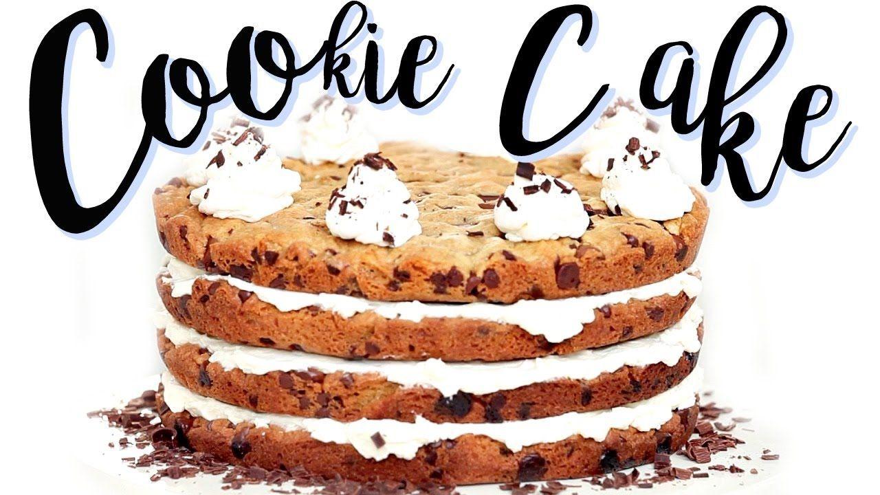 Epic milk cookie cake baking with meghan no bake