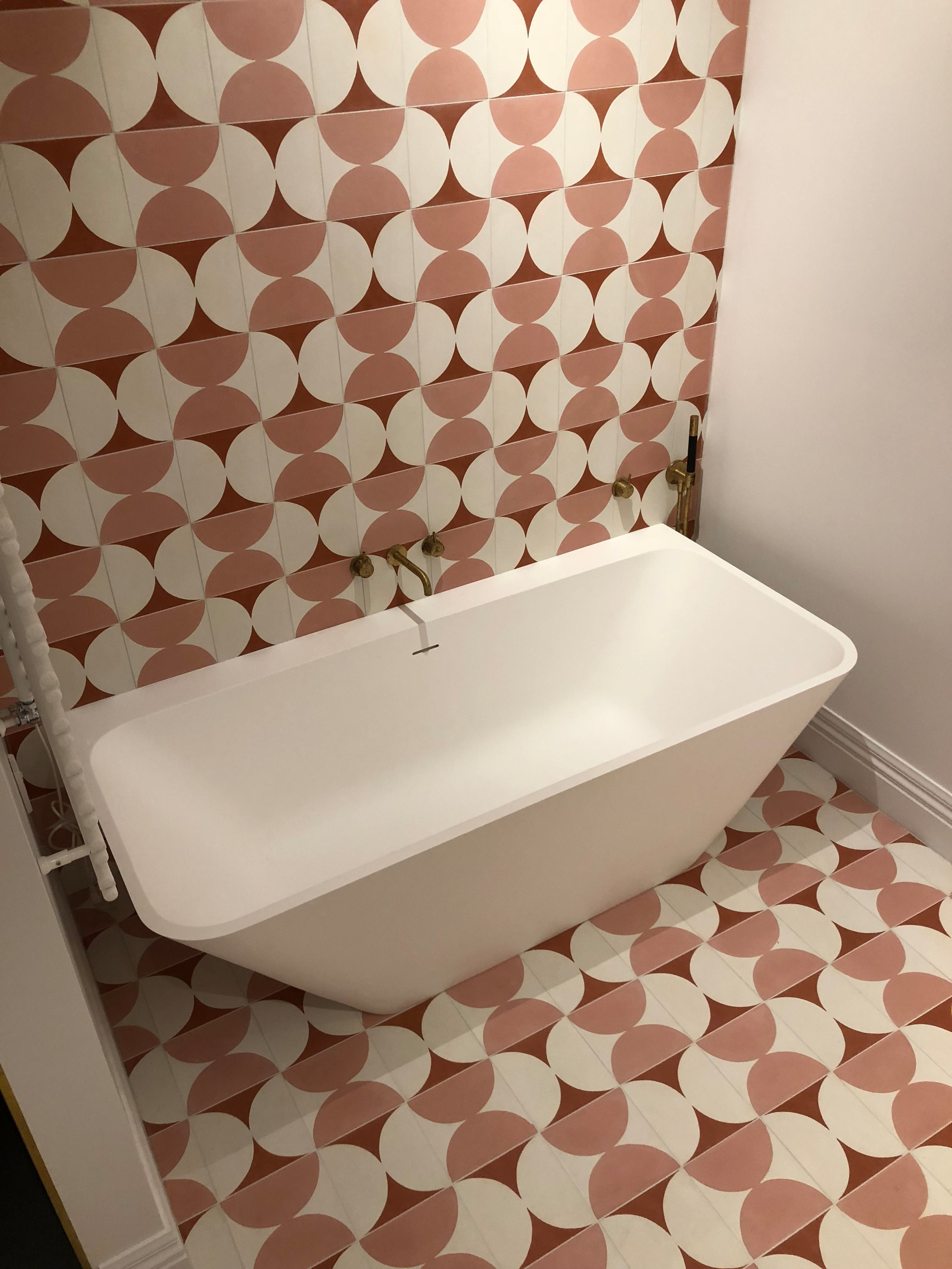 Made Entirely By Hand Bisazza Cement Is A Contemporary